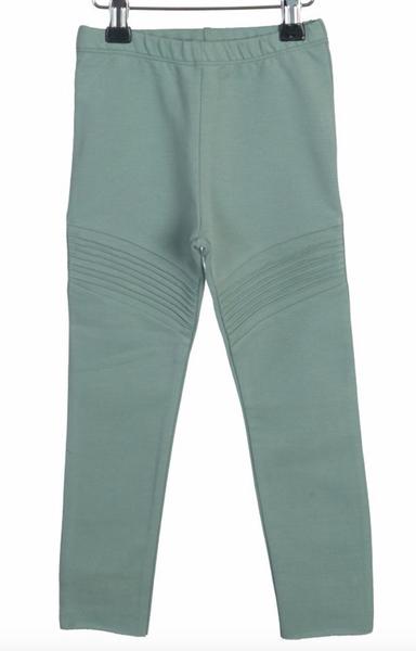 Bilde av leggings cato chinois green