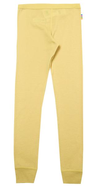 Bilde av leggings ull aqua gul