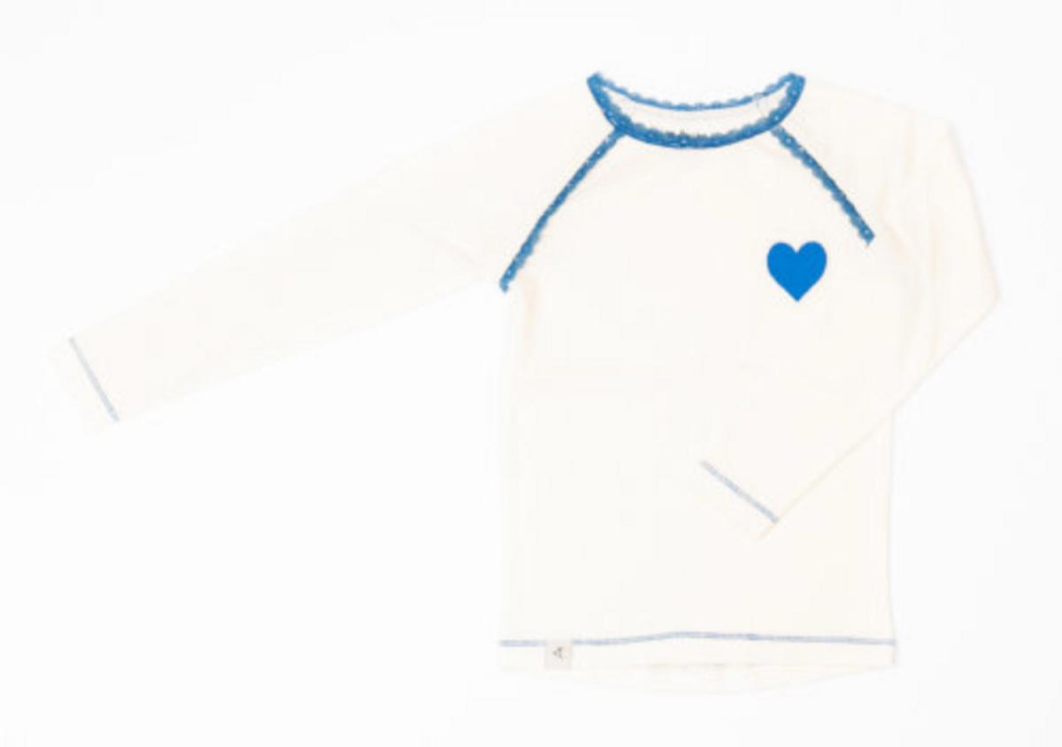 genser ghita snorkel blue