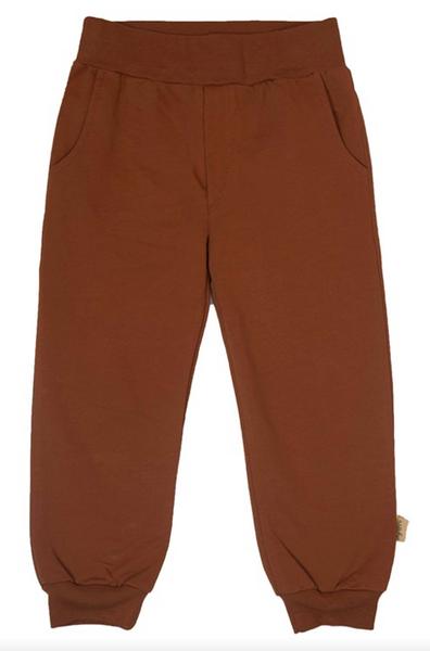 Bilde av Bukse cosy copper brown