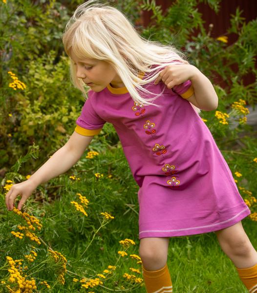 Bilde av kjole smilla dahila mauve