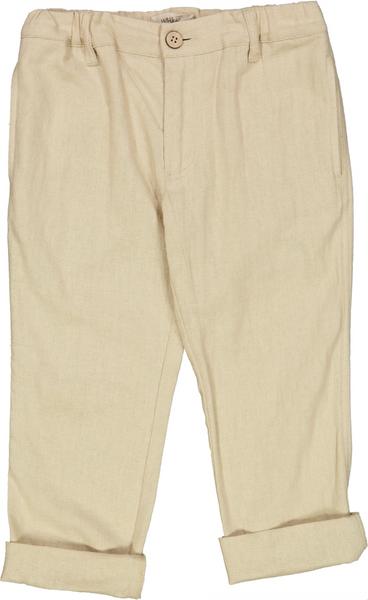 Bilde av bukse jens linen