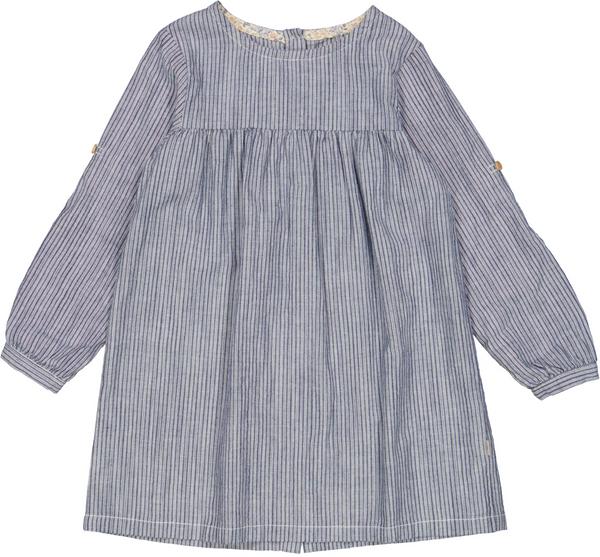 Bilde av kjole anine cool blue stripe