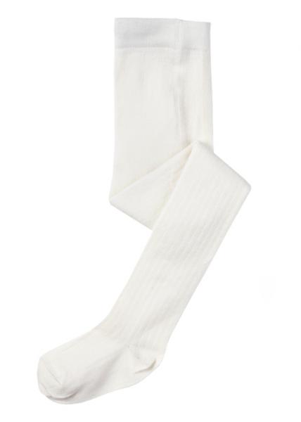 Bilde av Ullstrømpebukse hvit