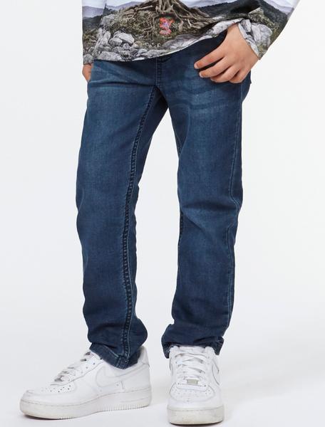Bilde av bukse augustino charcoal blue