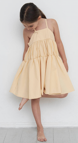 Bilde av kjole mia summer wheat