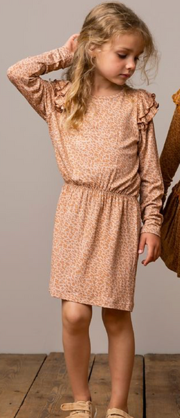 Bilde av kjole leo doillon rose stone